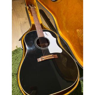ギブソン(Gibson)のGibson J-45 1960' エボニーブラック アジャスタブル2016年製(アコースティックギター)