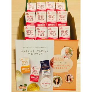 森永製菓 - 森永製菓 おいしいコラーゲンドリンク ピーチ味 12本 |•'-'•)و✧