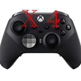 マイクロソフト(Microsoft)の新品未開封 4個セットXbox Elite ワイヤレスコントローラー シリーズ2(その他)