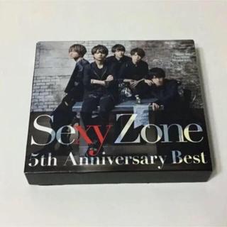 sexyzone 5th anniversary bestアルバム初回限定版B