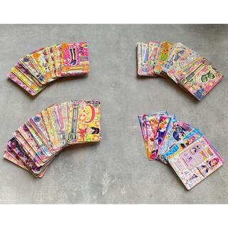 アイカツ! - アイカツカード 129枚 セット バンダイ アイドル ゲーム グッズ 女の子