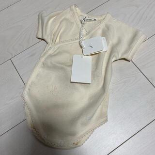 mina perhonen - 最終値下げ 新品 タグ付き ミナペルホネン ロンパース ベビー 新生児