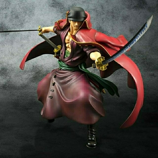 MegaHouse - 未開封 P.O.P EDITION-Z ロロノア・ゾロ