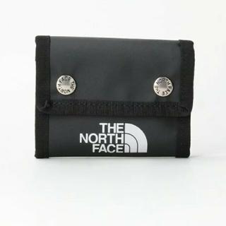 THE NORTH FACE - THE NORTH FACE BCドットワレット 三つ折り財布 ブラック