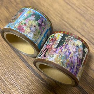 シュウエイシャ(集英社)のベルサイユのばら 箔押しマスキングテープ(テープ/マスキングテープ)