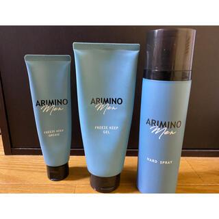 アリミノ(ARIMINO)のアリミノメン セット売り(ヘアワックス/ヘアクリーム)