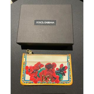DOLCE&GABBANA - ドルチェ&ガッバーナ カードケース ミニ財布