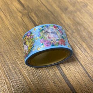シュウエイシャ(集英社)のベルサイユのばら 箔押しマスキングテープ 花額(テープ/マスキングテープ)