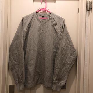 ムジルシリョウヒン(MUJI (無印良品))の無印 長袖 カットソー(Tシャツ/カットソー(七分/長袖))