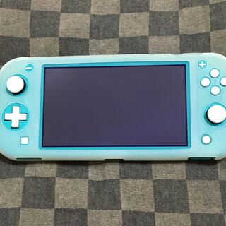 Nintendo Switch - 任天堂スイッチ Nintendo Switch light ターコイズ 本体のみ