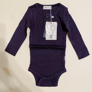 キャラメルベビー&チャイルド(Caramel baby&child )の新品 jamie kay ボディロンパース 3-6M(ロンパース)