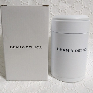 ディーンアンドデルーカ(DEAN & DELUCA)の♡未使用♡DENA&DELUCA♡ステンレス製スープポット♪(弁当用品)
