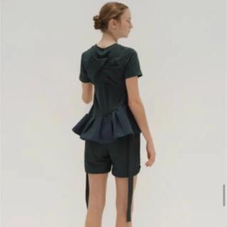 バーニーズニューヨーク(BARNEYS NEW YORK)の新品未使用 ダンスキン 白 カプセルコレクション(Tシャツ(半袖/袖なし))