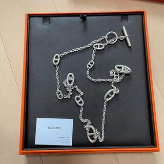 エルメス(Hermes)のhermes farandole 80cm エルメス ファランドール ネックレス(ネックレス)