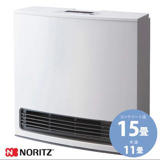 ノーリツ(NORITZ)の【新品未使用】ノーリツ ガスファンヒーター GFH-4006S 都市ガス (ファンヒーター)