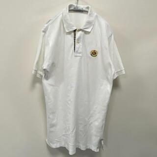 バーバリー(BURBERRY)のBurberrys バーバリーズ ロゴ ホース刺繍 半袖 ポロシャツ (ポロシャツ)