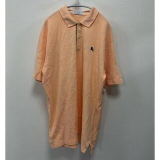 バーバリー(BURBERRY)のBurberrys バーバリーズ ロゴ ホース刺繍 半袖 ポロシャツ(ポロシャツ)