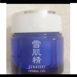 セッキセイ(雪肌精)の雪肌精 ハーバル ジェル 80g 雪肌精ハーバルジェル  コーセー 空容器(オールインワン化粧品)