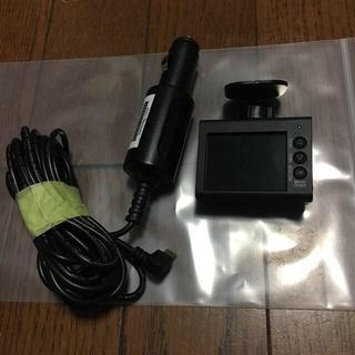 ユピテル(Yupiteru)のユピテルドライブレコーダーDRY-ST1500(セキュリティ)