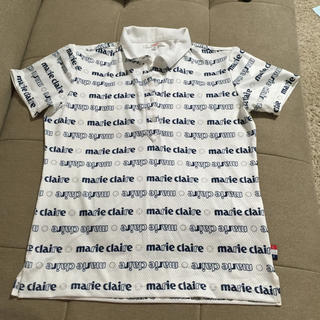 マリクレール(Marie Claire)の新品未使用☆半袖ポロシャツ(ポロシャツ)