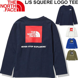 THE NORTH FACE - 140 THE NORTH FACE ノースフェイス キッズ ロンtシャツ