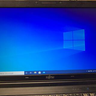 富士通 - 富士通Lifebook A553/G Windows10Pro ノートパソコン
