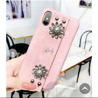 レディー(Rady)のiPhoneX/XSケース ピンク(iPhoneケース)