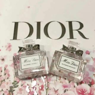Dior - 2本セット Dior 香水 ミスディオール ミニボトル