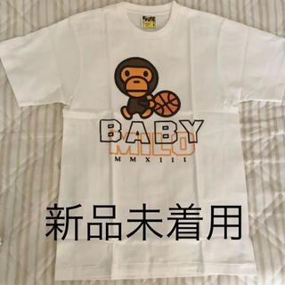 A BATHING APE - Tシャツ BAPE ベイプ 白