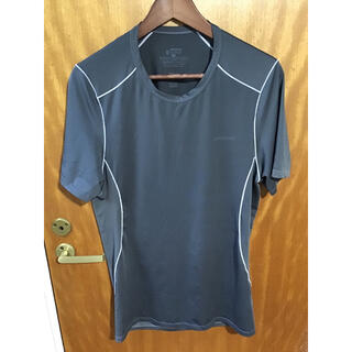 パタゴニア(patagonia)のパタゴニア メンズキャプリーン1 シルクウエイトストレッチTシャツ(Tシャツ/カットソー(半袖/袖なし))