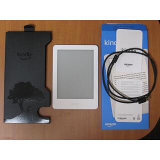 Kindle フロントライト搭載 Wi-Fi 8GB ホワイト 広告つき