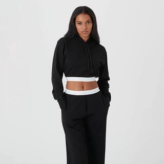 カルバンクライン(Calvin Klein)のKith Women for Calvin Klein フーディー(トレーナー/スウェット)