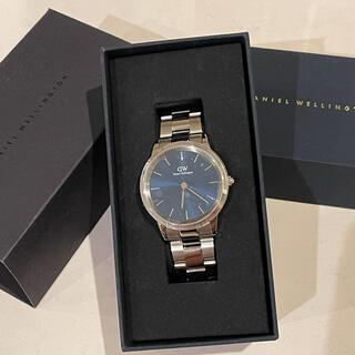 ダニエルウェリントン(Daniel Wellington)のダニエルウェリトン 新作 ICONIC LINK ARCTIC 40mm 腕時計(腕時計(アナログ))