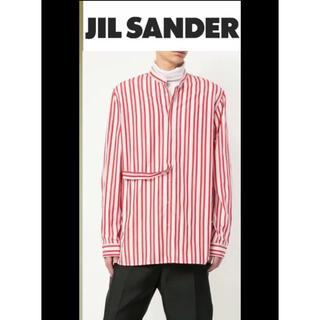 Jil Sander - jilsander ストライプシャツ