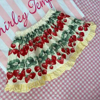 Shirley Temple - シャーリーテンプル ストロベリーガーデン スカパン