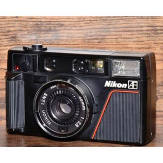 Nikon - フィルムカメラ NIKON L35AF 完動品