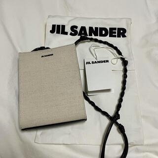 ジルサンダー(Jil Sander)のJILSANDER ショルダーバッグ タングル スモール SM(ショルダーバッグ)