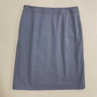 【格安】green label relaxingスカート*グレー サイズ36