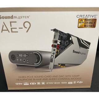 sound blaster AE-9(PC周辺機器)