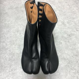 Maison Martin Margiela - maison margiela 足袋ブーツ 35.5 ブラック 美品