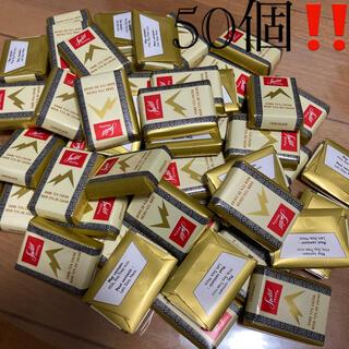 コストコ - コストコ Costco  スイスデリス ダーク チョコレート チョコ 50個‼️