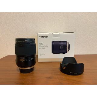 TAMRON - TAMRON SP35F1.4 DI USD(F045N) Nikon用