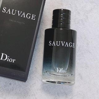 Dior - ディオール ソヴァージュ オードゥトワレ 10ml  香水