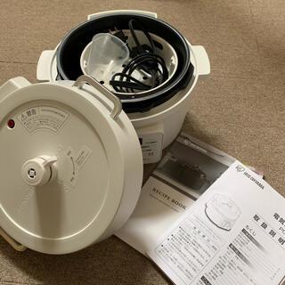 アイリスオーヤマ - アイリスオーヤマ 電気圧力鍋 4ℓ