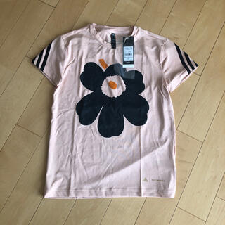 マリメッコ(marimekko)のマリメッコ × アディダス☆Tシャツ 150(Tシャツ/カットソー)
