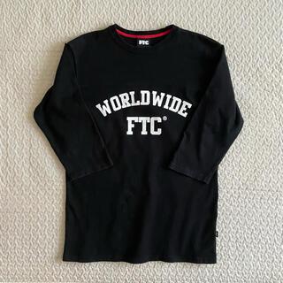 エフティーシー(FTC)の【USED】ftc 7分袖 カットソー M(Tシャツ/カットソー(七分/長袖))