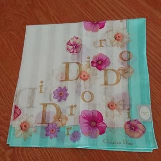 クリスチャンディオール(Christian Dior)の新品 クリスチャンディオール ハンカチ(ハンカチ)