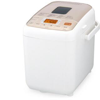 新品 シロカ 全自動ホームベーカリーSHB-712 ホワイト タイマー 最大2斤