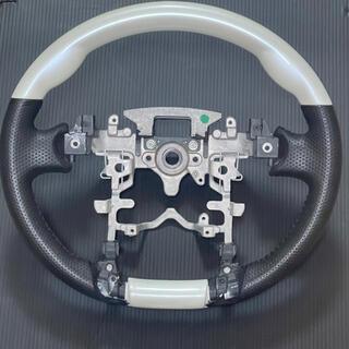 トヨタ - 30プリウス  ガングリップステアリング シフトノブ
