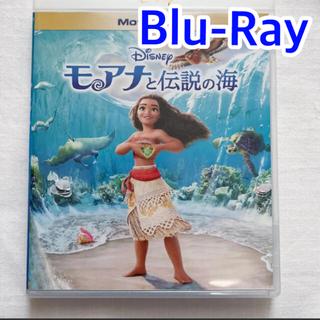 Disney - モアナと伝説の海 国内正規品 BluRay のみ 純正ケース付き